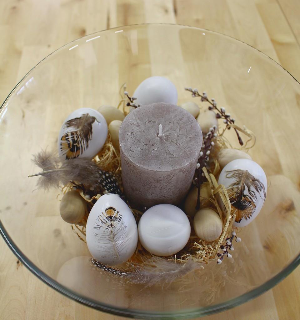 A húsvéti tojás megtöltésének módjai